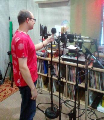 Тест 5 микрофонов