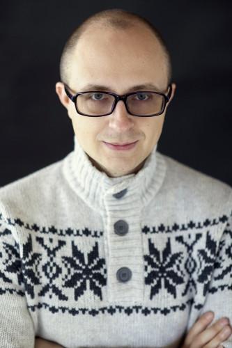 Вадим Савченко - Диктор, звукорежиссёр.