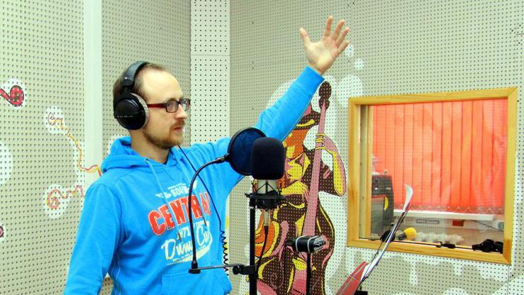 Диктор Савченко Вадим