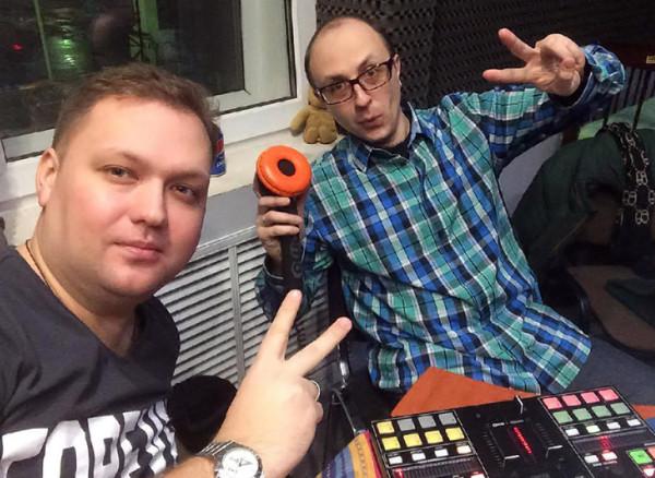 Вадз в Энергии Ритма на Курьер FM